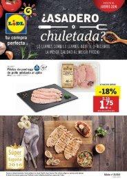 Folleto Lidl Canarias del 22 al 28 de Junio 2017