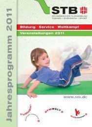 Bildung - Service - Schwäbischer Turnerbund
