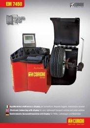 EM 7450 - Automotive - Corghi S.p.A.