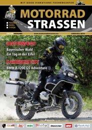 fraNz treMl & berNharD Sitter bayeriScher WalD - Road Concept