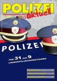 POLIZEI aktuell - FSG