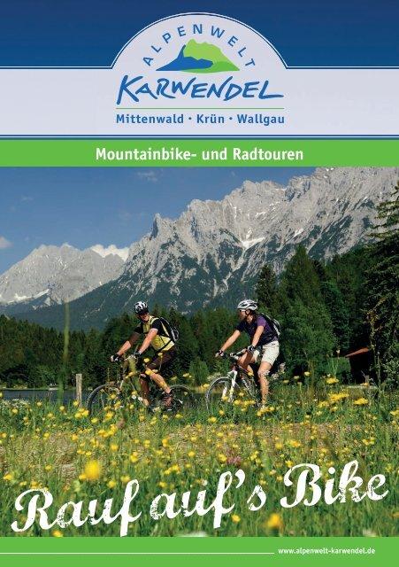Mountainbike- und Radtouren