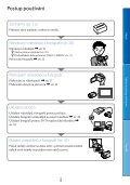 Sony DCR-SX65E - DCR-SX65E Consignes d'utilisation Tchèque - Page 6