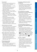 Sony DCR-SX65E - DCR-SX65E Consignes d'utilisation Finlandais - Page 4