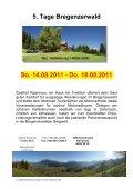 5. Tage Bregenzerwald So. 14.08.2011 - Seite 2