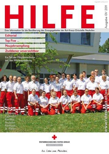 Danke! - Österreichisches Rotes Kreuz