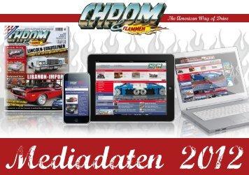 Redaktioneller Teil - Chrom & Flammen