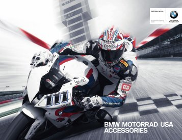 BMW MOTORRAD USA ACCESSORIES - iron lightning/bmw ...