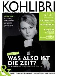 WAS ALSO IST DIE ZEIT? - Kohl