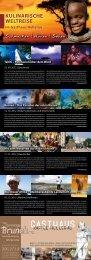 Kultur- & Fotoreisen | Trekking | safaris - Uwe Reese