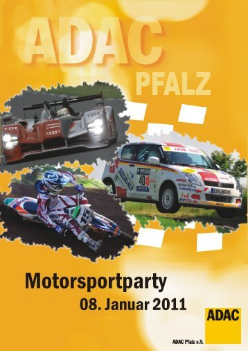 Motorsportparty - Motorsport-Pfalz.de