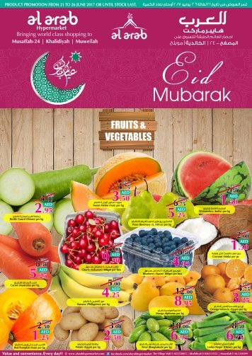 Al-Eid-Fresh