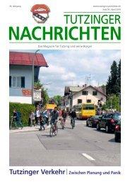 Download Heft 04 / April 2010 - Tutzinger Nachrichten