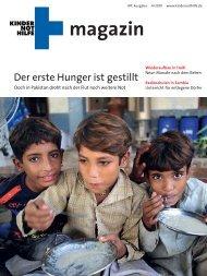 Kindernothilfe-Magazin 4/2010 (4 MB)