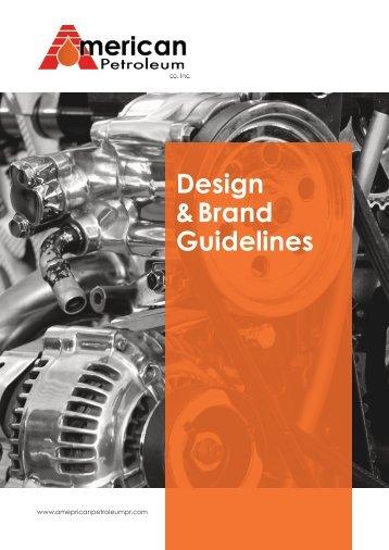 American Petroleum co. Inc's Design & Brand Guidelines