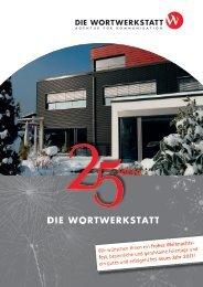Wir wünschen Ihnen ein frohes Weihnachts - Die Wortwerkstatt GmbH