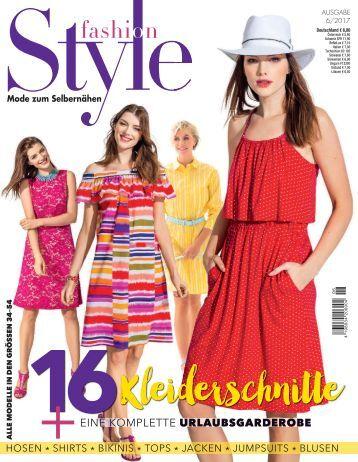 Fashion Style Nr. 6/2017