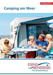 Campingprospekt 2010 - Urlauber-Tipp.de