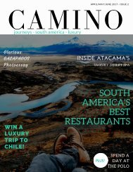 Camino Travel Magazine Issue 2