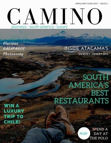 Camino Travel Magazine Issue 2