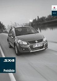 Preisliste - Suzuki