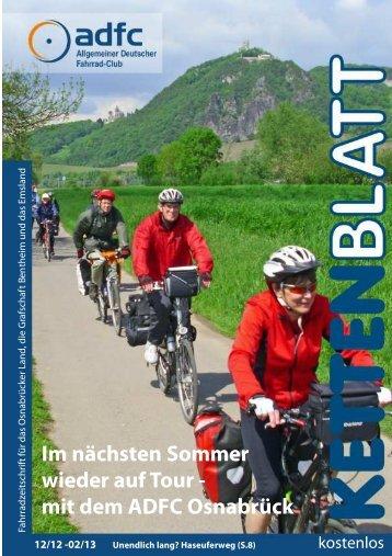Kettenblatt 4 - ADFC - Osnabrück