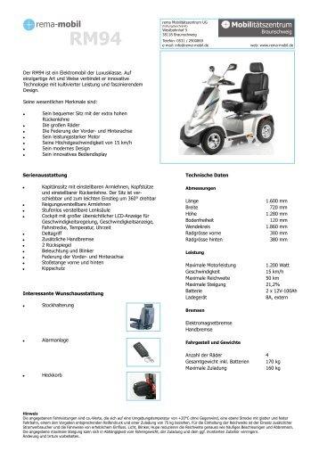 rema-mobil - Mobilitätszentrum Braunschweig