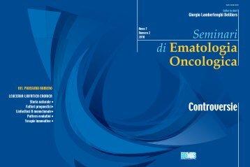 10 Seminari di Ematologia Oncologica - Società Italiana di Ematologia