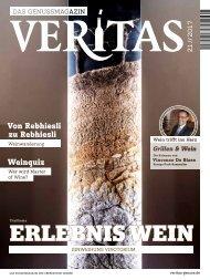 VERITAS - Das Genussmagazin / Ausgabe - 21-2017