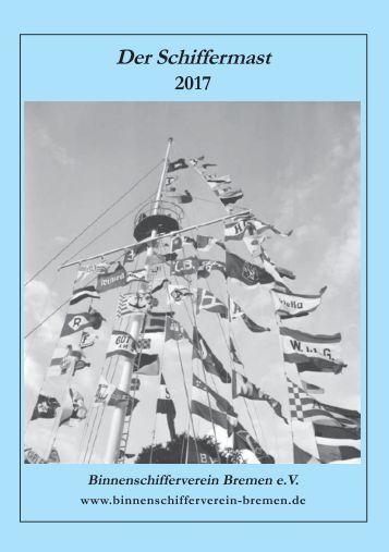 Der Schiffermast 2017