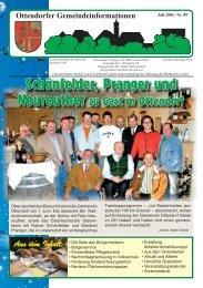 Juli 2006 / Nr. 89 - Ottendorf an der Rittschein