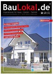 BauLokal.de Magazin 3/2017 Sauerland/HSK-Hellweg Süd
