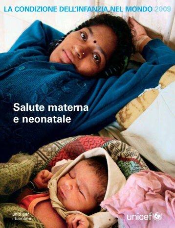 Condizione dell'infanzia nel mondo - Unicef