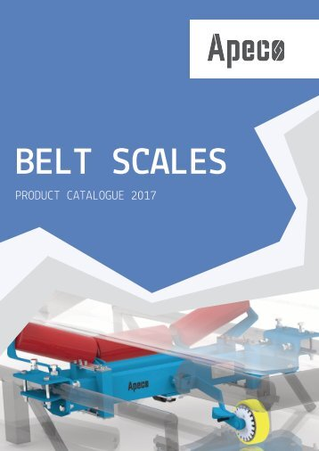 Apeco Belt Scales 2017