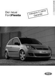 Der neue FordFiesta - Motorline.cc