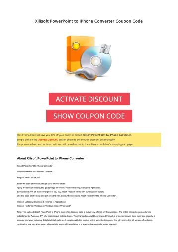 Softinterface convert powerpoint v400 multilingual incl keymaker core 30 off xilisoft powerpoint to iphone converter coupon code 2017 discount offer fandeluxe Choice Image