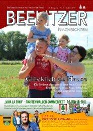 Beelitzer Nachrichten - Juni 2017