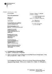 Vorgriffsregelung zum PNG