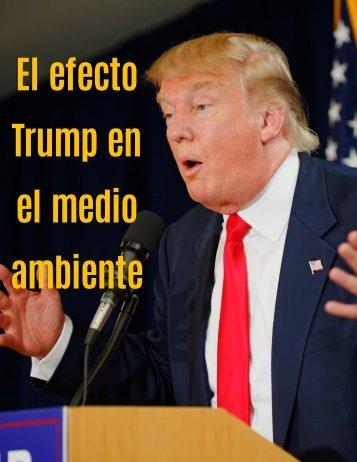 Henry Jesus Camino Muñoz - El impacto de Donald Trump en el medio ambiente