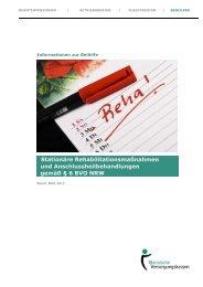 Stationäre Rehabilitationsmaßnahmen - Rheinische ...