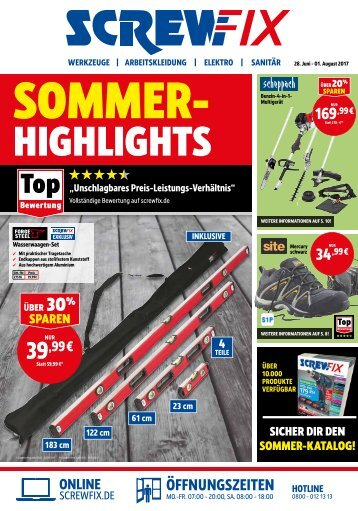 Sommer-Highlights