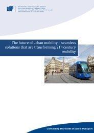 The future of urban mobility - European Mobility Week
