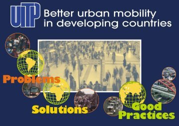 Problems Solutions Good Practices - UITP