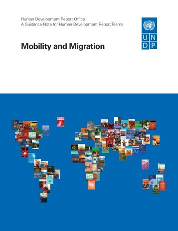 Mobility and Migration - Human Development Reports - United ...