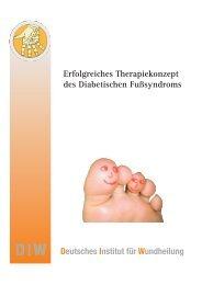 Diabetisches Fußsyndrom - Deutschen Instituts für Wundheilung