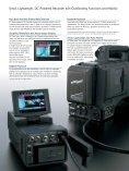 AG-HPG10 - Broadcast and Professional AV Web Site - Panasonic - Seite 6
