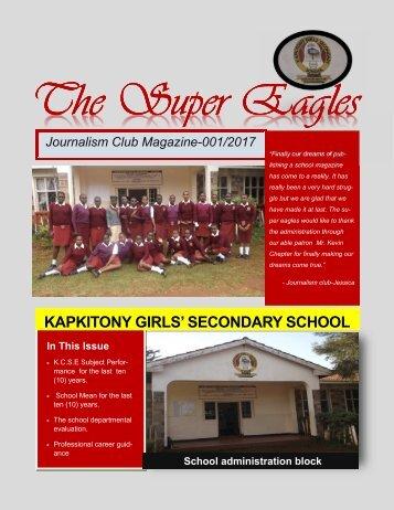 KAPKITONY SECONDARY SCHOOL