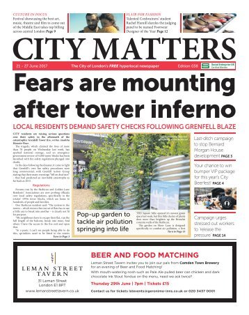 City Matters Edition 038