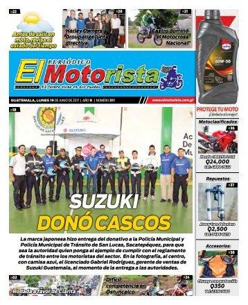 ELMOTORISTA E311