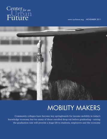 Mobility Makers - Center for an Urban Future